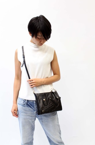 beautiful people leather cluch black 01.jpg